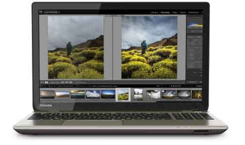 Adobe Photoshop Lightroom 5 preloaded software