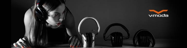 V-MODA header
