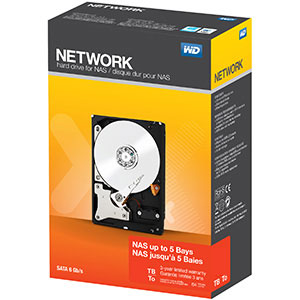WD Network Hard Drives