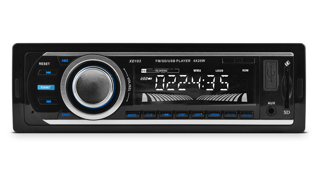 Amazon.com: XO Vision XD103 FM and MP3 Stereo Receiver with USB Port
