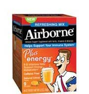 AIRBORNE Plus Energy