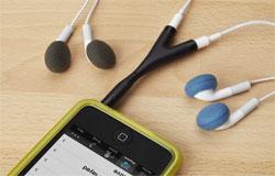 Belkin Headphone Splitter Product Shot
