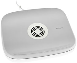 Belkin CoolSpot Cushion Laptop Cooling Pad Product Shot