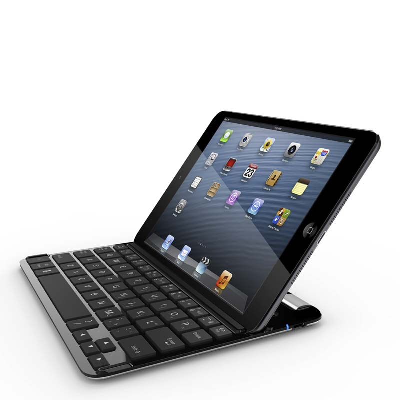 hook up belkin keyboard to ipad Belkin's keyboard for the ipad air 2 may cost you don't have to physically reach your hand up to the ipad's it shouldn't take that long to connect.