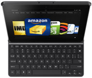 Belkin QODE Classic Keyboard Case for Kindle Fire 8.9-Inch HDX Product Shot