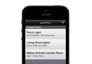 Belkin WeMo Light Switch Product Shot