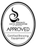 Specialty Coffee Association of America (SCAA) Approved