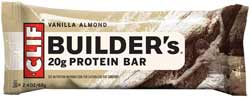 CLIF Builder's Bar Vanilla Almond Product Shot