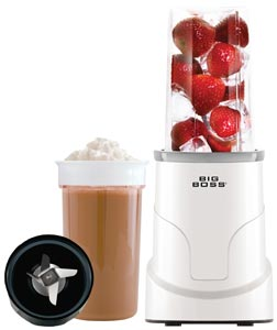 Big Boss Multi Blender 15-Piece Hi Speed 300-Watt Personal Countertop Blender Mixing System Product Shot