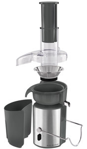 Big Boss 700W/Multi Speed Stainless Steel Juicer, 18,000 RPM Product Shot