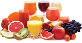 Create a variety of drinks