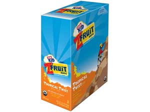 CLIF Kid Zfruit Tropical Twist, 18ct Product Shot