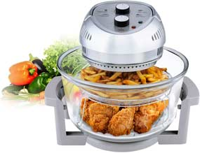 Big Boss 1300-Watt Oil-Less Fryer, 16-Quart Product Shot