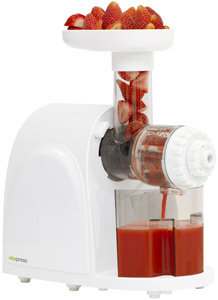 Big Boss Slow Juicer White 9192 : Big Boss Heavy-Duty Masticating Slow Juicer reliable juicers - Buy Online - lot of juicers variety