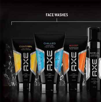 Axe Face Washes