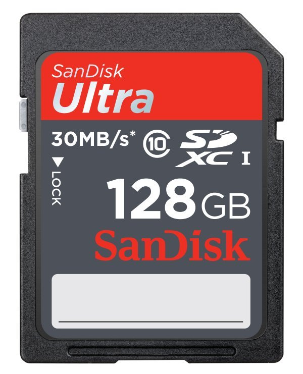 how to read sdxc card on pc