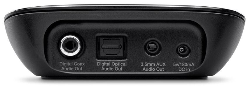 Belkin SongStream Bluetooth HD Music Receiver