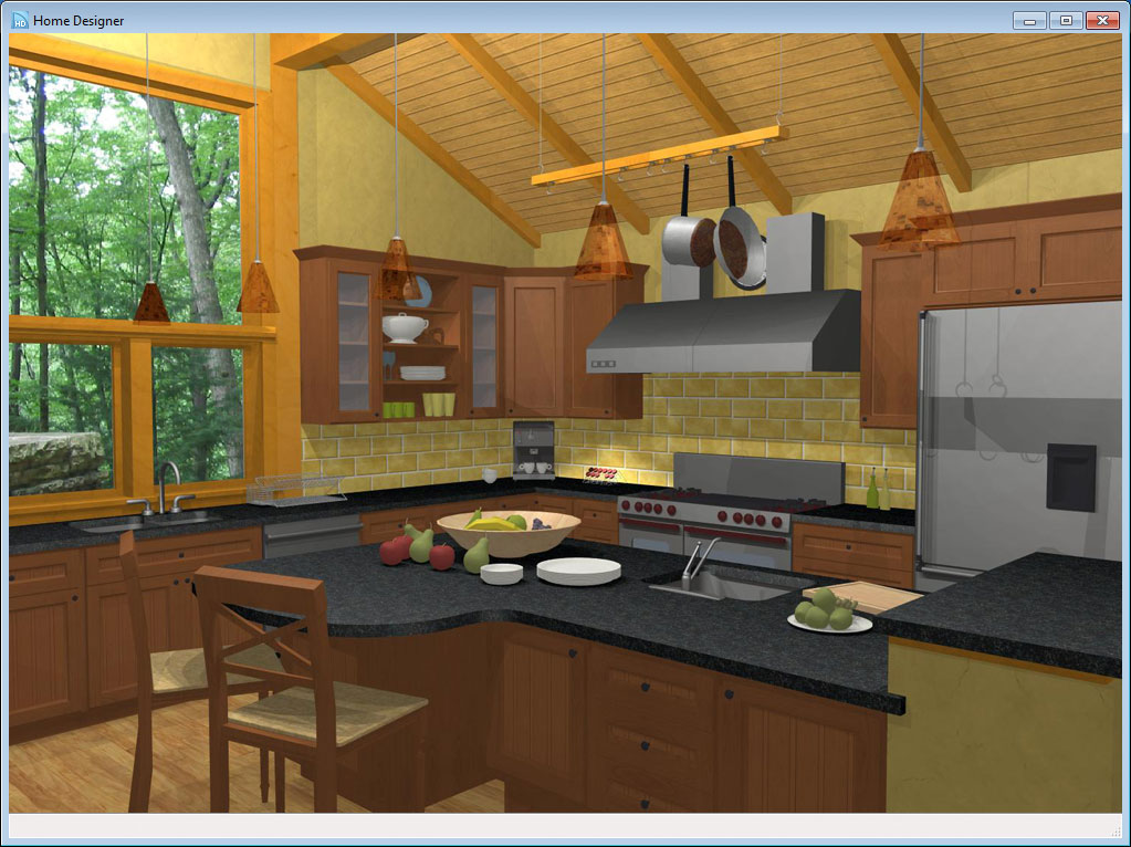 Home designer architectural 2014 software for Home designer architectural