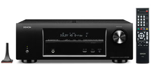 AVR-E200 5.1 Channel Home Theater Receiver