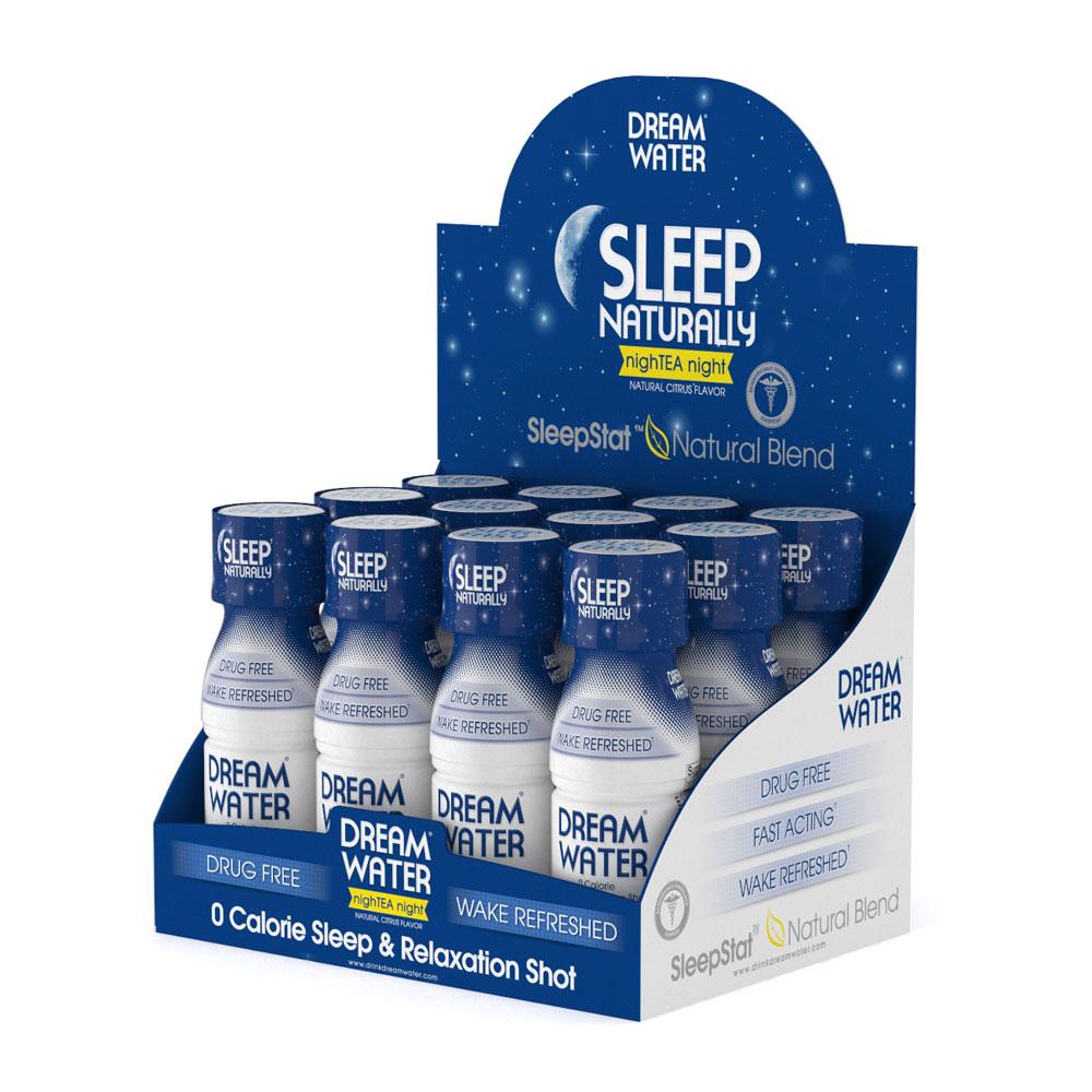 Sleeping water