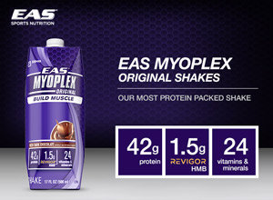 EAS Myoplex Original Ready-to-Drink Shakes