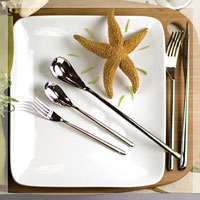 Fortessa Flatware<span id=
