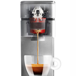 Two stage Espresso Extraction