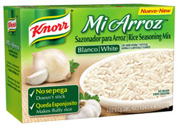 Knorr Mi Arroz White Rice Seasoning Mix