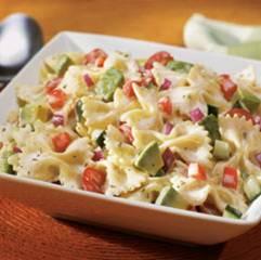 Creamy Fiesta Pasta Salad