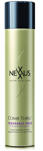 Nexxus Comb Thru Touchable Hold Finishing Mist
