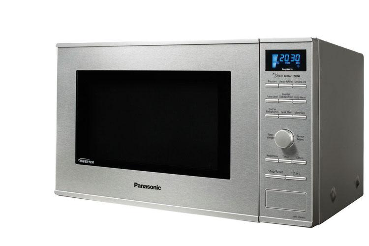 Amazon.com: Panasonic NN-SD681S Stainless 1200W 1.2 Cu. Ft. Countertop