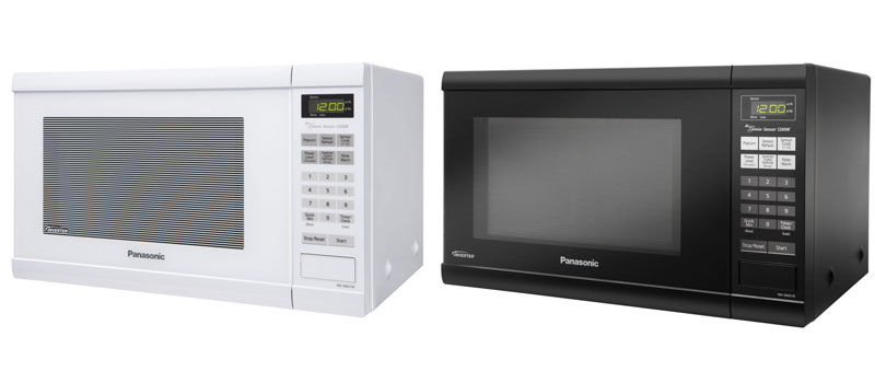 Amazon.com: Panasonic 1200W 1.2 Cu. Ft Countertop Microwave Oven with