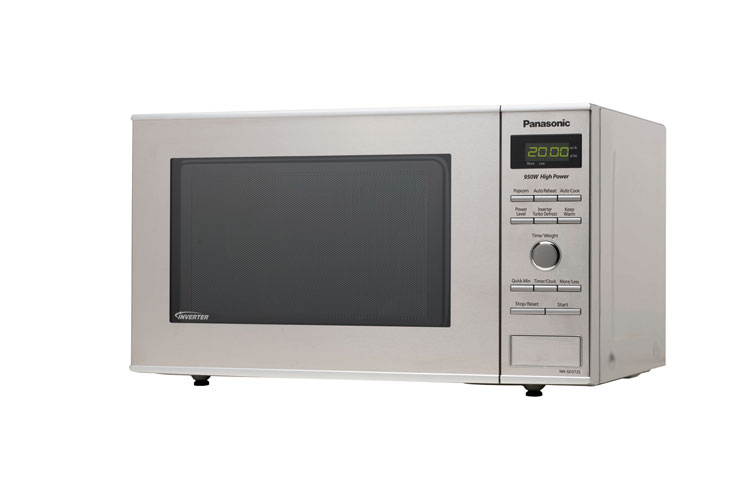 ... Ft. Countertop Microwave with Inverter Technology NN-SD372S Stainless