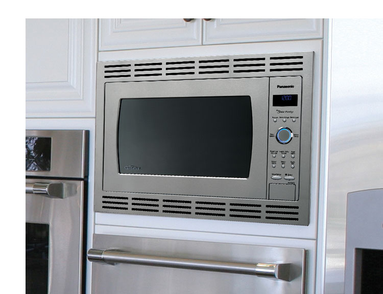 Countertop Microwave Trim Kit : ... trim kit. (Oven and trim kit shown may not represent actual items