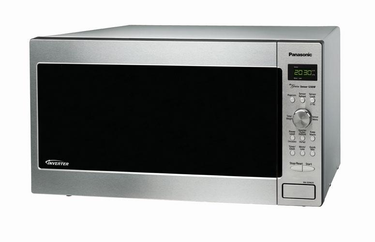 Amazon Com Panasonic 1250w 1 6 Cu Ft Countertop Built