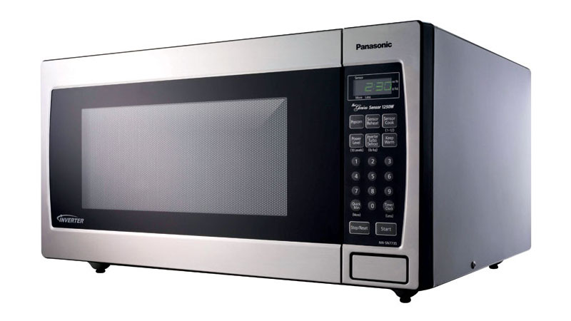 Amazon Com Panasonic 1250w 2 2 Cu Ft Countertop