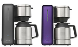Panasonic 8-Cup Stainless-Steel Coffeemaker