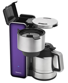NC-ZF1V 8-cup coffeemaker