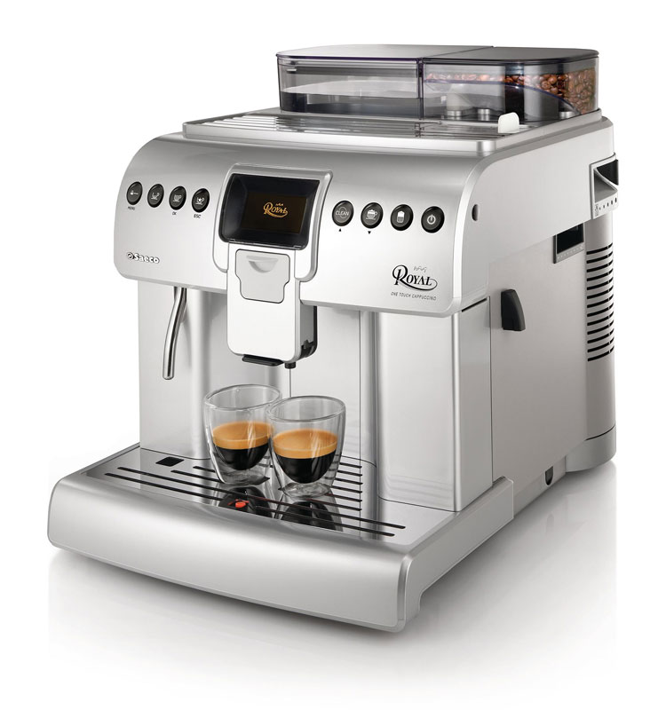 Amazon.com: Philips Saeco HD8930/47 Royal One Touch Cappuccino Automatic Espresso Machine ...