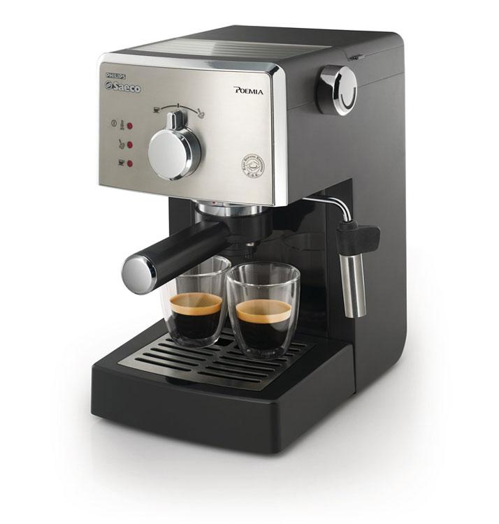 automatic espresso machine vs manual