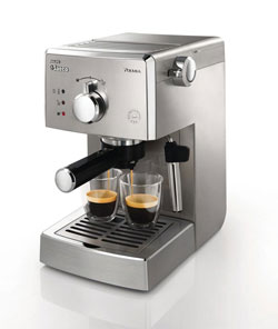 Philips Saeco Poemia Class Manual Espresso Machine