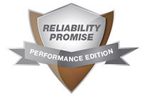 Reliability Promise Performance Edition