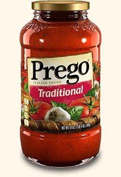 Amazon.com: Prego Traditional Pasta Sauce, 67 Oz: Prime Pantry