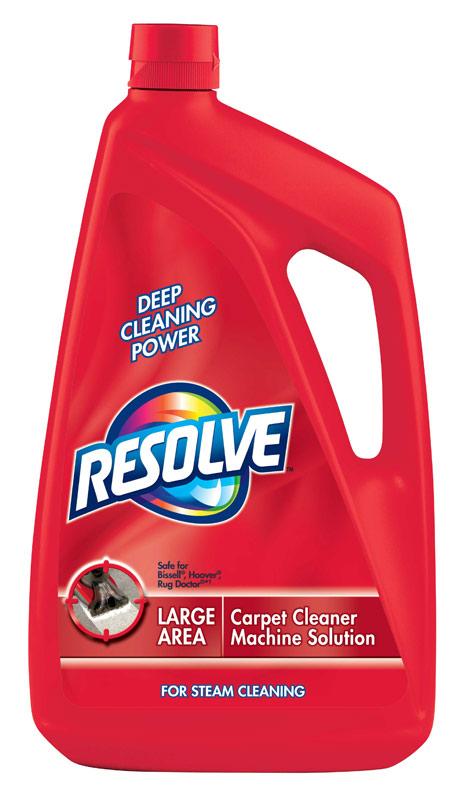 resolve carpet cleaner machine
