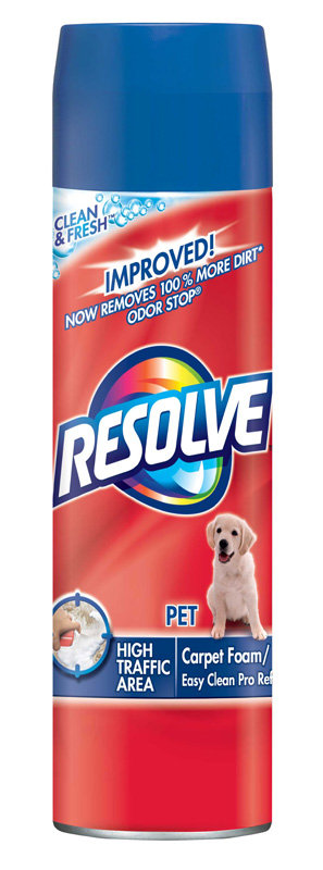 Amazon.com: Resolve Carpet Pet High Traffic Foam, 22 Ounce ...