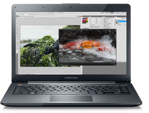 Samsung ATIV Book 5 Product Shot