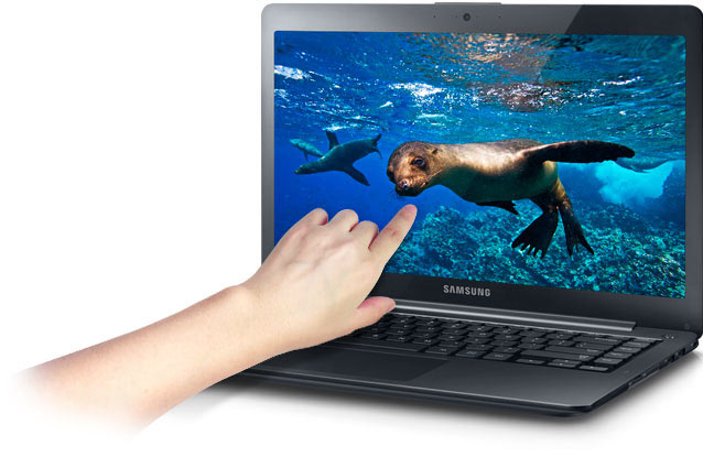 Samsung ATIV Book 5 14-Inch Touchscreen Ultrabook (Core i5, Mineral ...