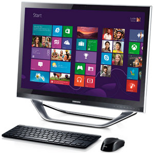 Samsung ATIV One 7 (DP700A3D-K01US) Product Shot
