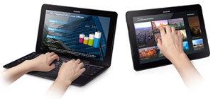 Samsung ATIV Tab 7 (XE700T1C-K01US) Product Shot