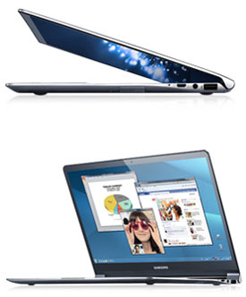 Samsung ATIV Book 9 (NP900X3E-K01US) Product Shot